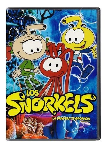 los snorkels temporada 1 uno y 2 dos dvd