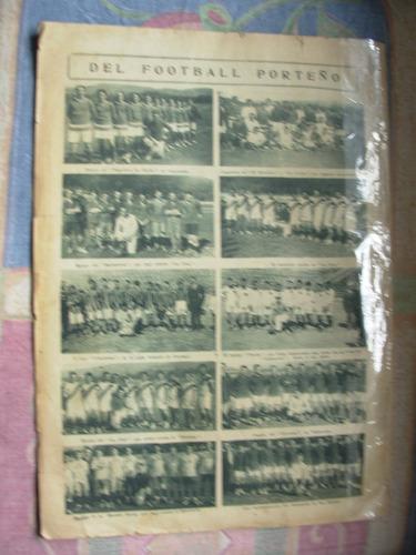 los sports nº 35 9 de noviembre 1923