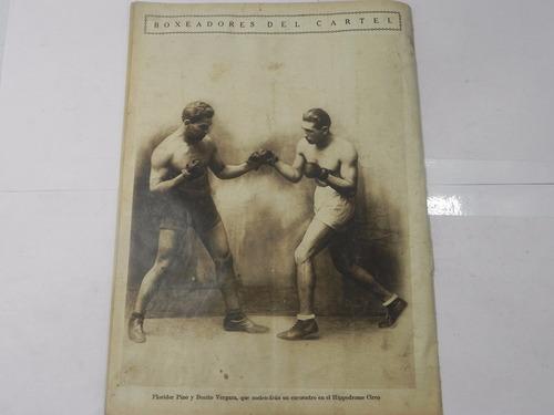 los sports revista deportiva julio 1925 # 122