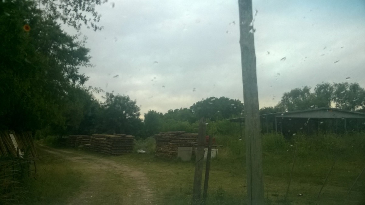 los talas   4 has  ubicadas a 200 mts de la av. montevideo