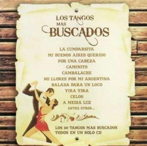 los tangos mas buscados varios interpretes cd nuevo