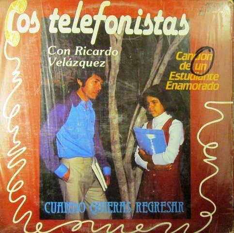 los telefonistas discografia