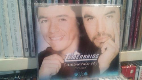 los temerarios cd single gracias seminuevo impecable