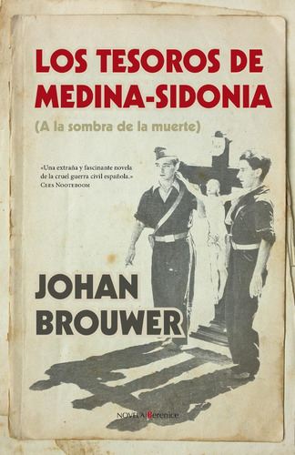 los tesoros de medina-sidonia. johan brouwer.