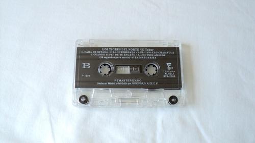 los tigres del norte el tahur cassette 1998 fonovisa mexico