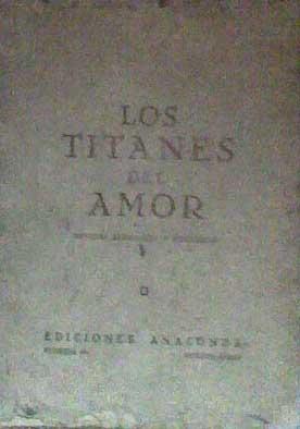 los titanes del amor   antología