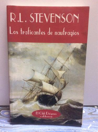 los traficantes de naufragios. r l stevenson