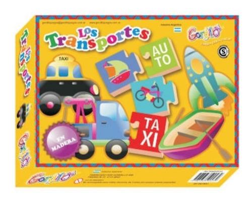 los transportes asociación / pares gordillo, diverti toys