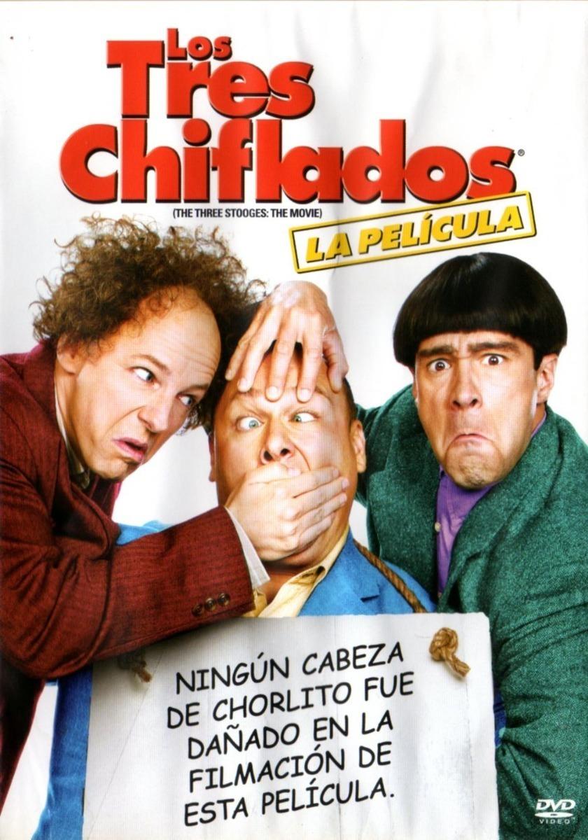 Los Tres Chiflados Dir Hermanos Farrelly Dvd Original 236 25
