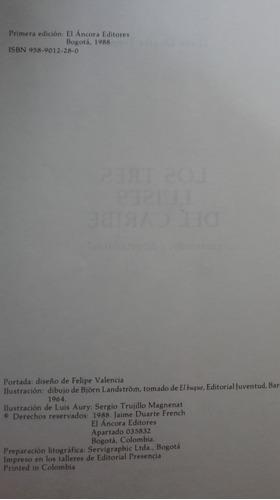 los tres luises del caribe corsarios libertadores 292 french