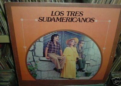 los tres sudamericanos vinilo argentino