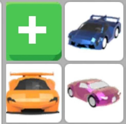 los tres super autos de adopt me por el precio más barato