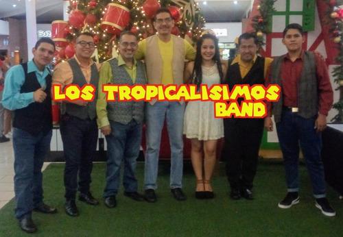 los tropicalisimos band