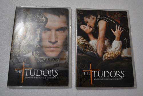los tudor temporada 1 uno en dvd - 4 discos ( envío gratis )