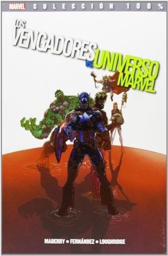 los vengadores vs. universo marvel - jonathan maberry