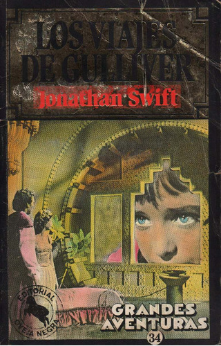 los viajes de gulliver jonathan swift bibliofilos