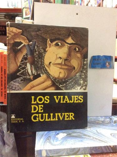 los viajes de gulliver. novela ilustrada para chicos