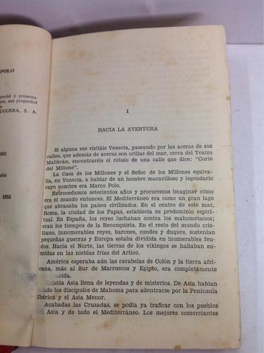 los viajes de marco polo,traducción de jorge ministral macia