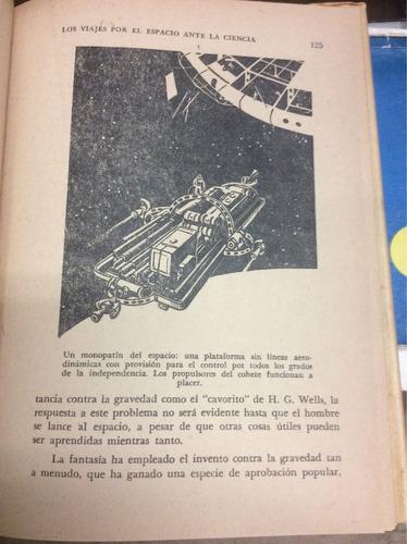los viajes por el espacio ante la ciencia - h. l. goodwin