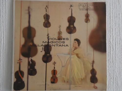 los violines magicos de villafontana