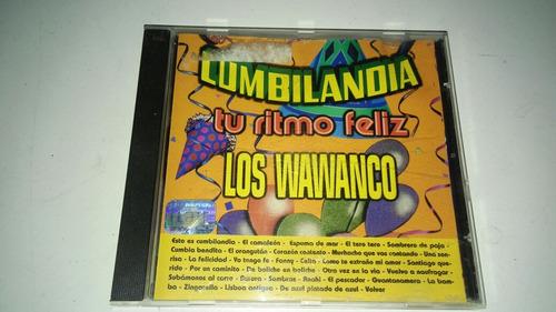 los wawanco cumbialandia cd