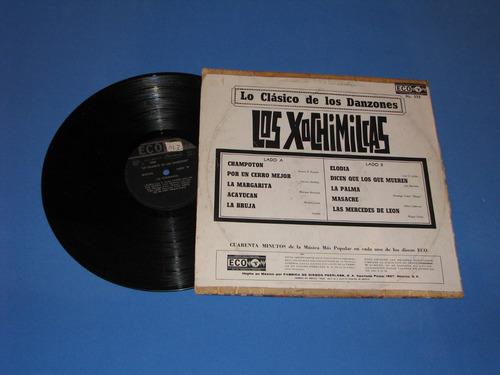 los xochimilcas - lo clasico de los danzones