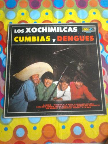 los xochimilcas lp cumbias y dengues 1975
