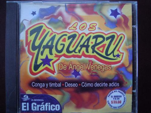 los yaguaru cd de angel venegas