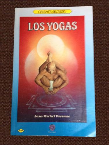 los yogas / jean michael varenne