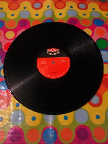 los yonics lp solo baladas 1980 r