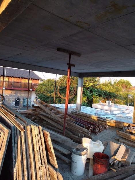 Precio m2 estructura hormigon excellent superficie con vuelo m with precio m2 estructura - Hormigon precio m2 ...
