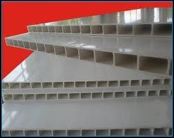 losa placa p pvc 2.10mts x 80cm - placas -piso -techo