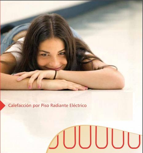 losa radiante / piso radiante electrico