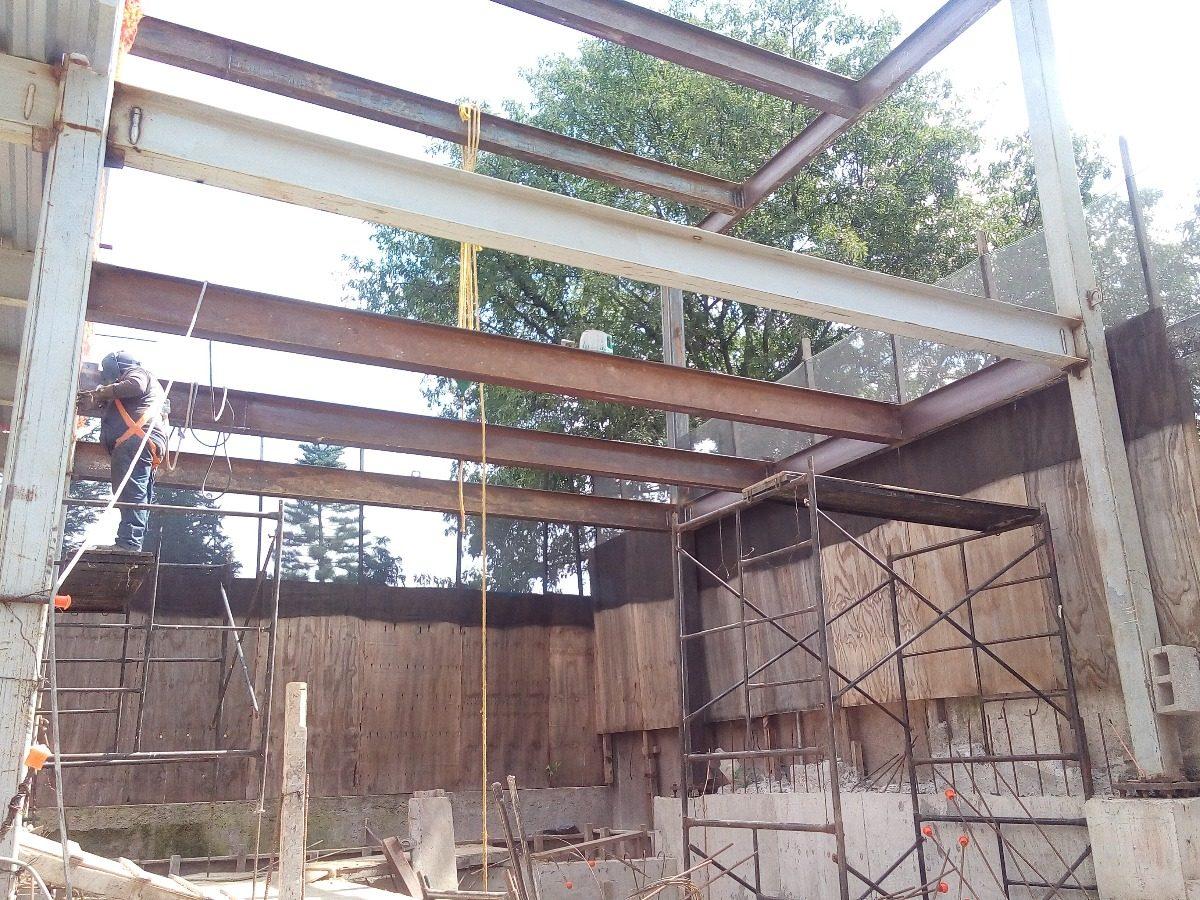 Losacero Estructura Metalica