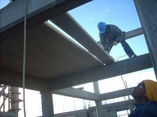 losas de hormigón para techos y entrepisos
