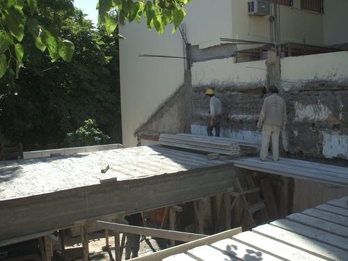 losas pretensadas de hormigón para techos y entrepisos