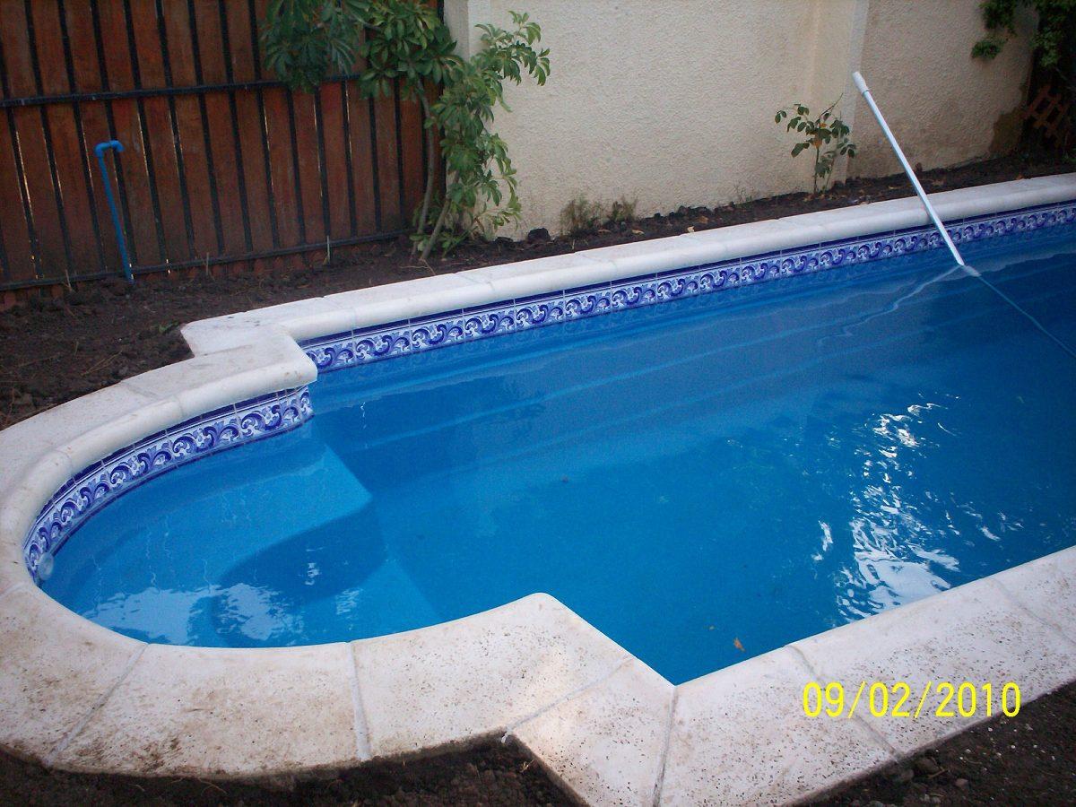 Loseta borde piscina en mercado libre for Bordes decorativos para piscinas