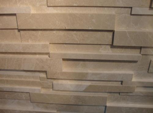 Loseta de marmol y travertino serie 3d tridimensional for Como limpiar pisos de marmol y granito