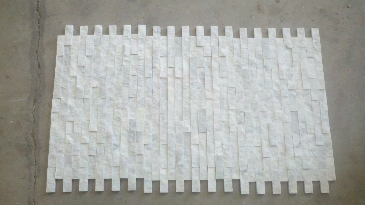 Loseta marmol glaciar stone rustico dise o horizontal for Disenos de pisos de loseta