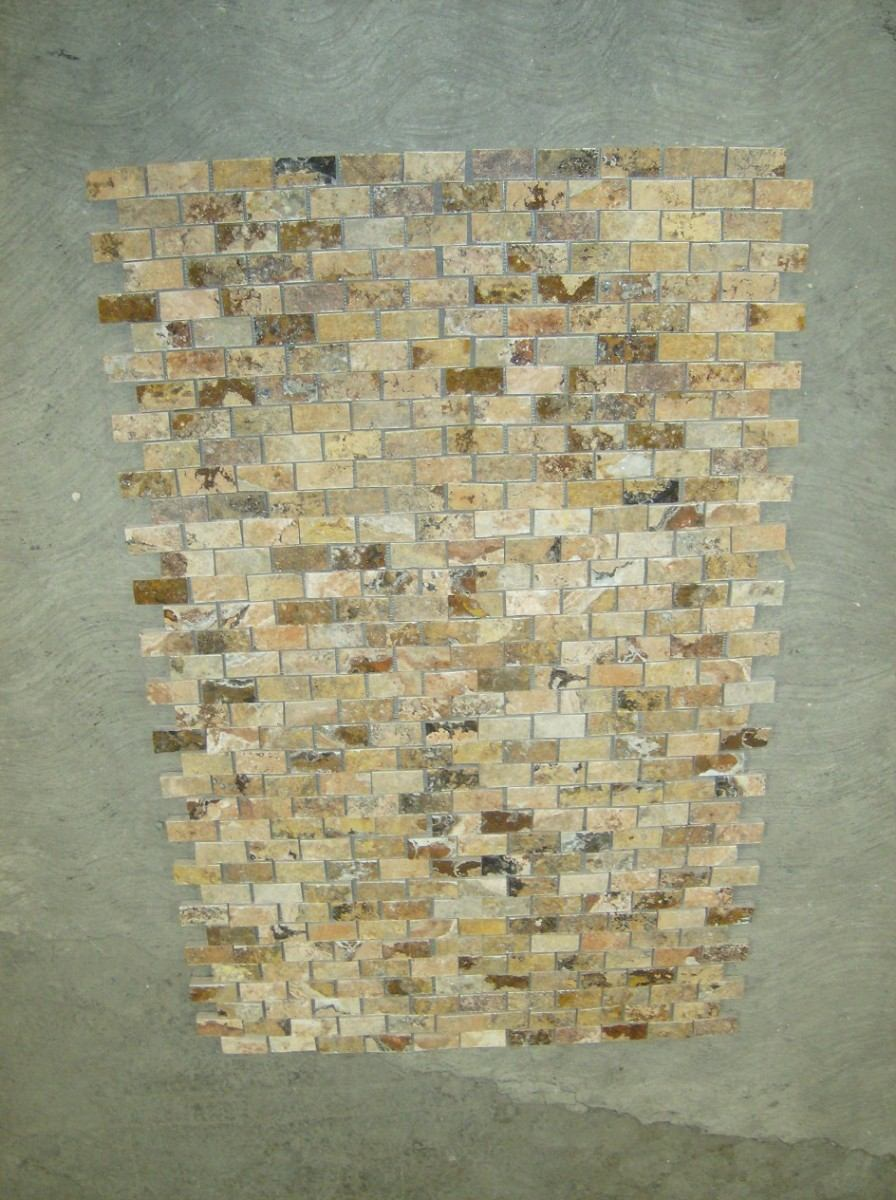 Loseta marmol travertino acabado rustico ideal p fachadas for Cuanto esta el marmol