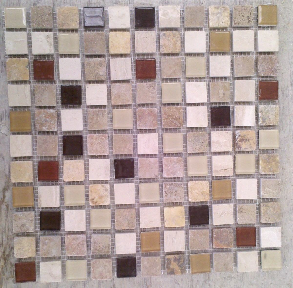 Loseta m rmol vidrio ideal pisos y muros ba os y cocina for Precio de loseta ceramica