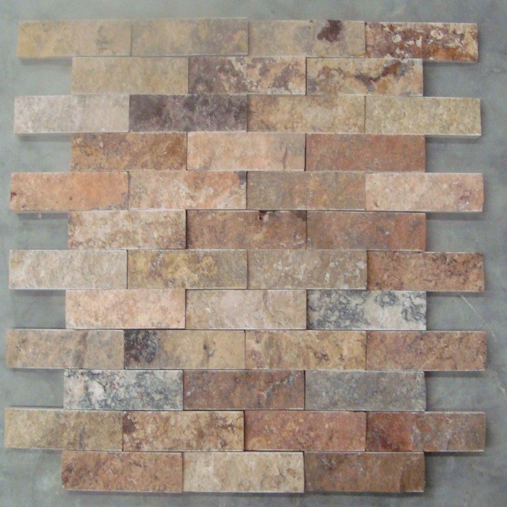 Loseta ochre stone acabado rustico exportaci n css 50 - Plaquetas imitacion piedra ...