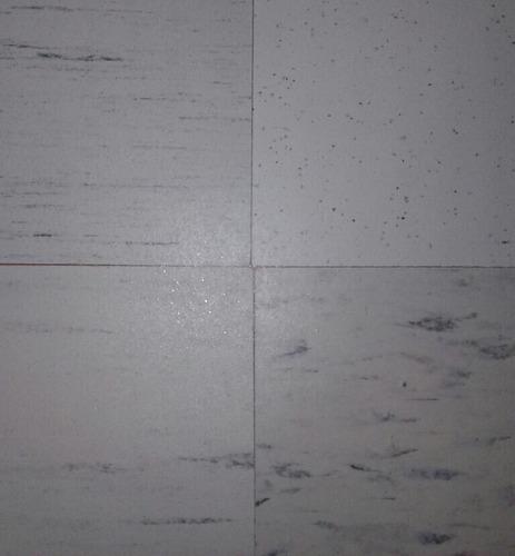 loseta vinilica por caja (30x30 cms) 1.3 mm de espesor