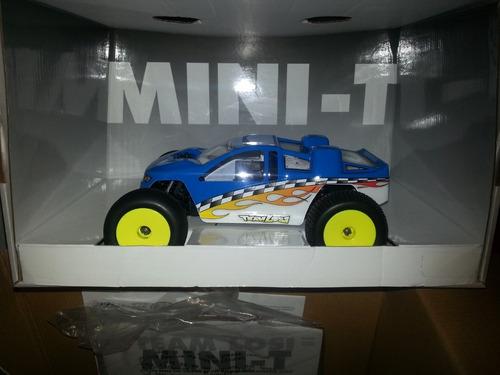 losi: 1/18 mini-t stadium truck rtr