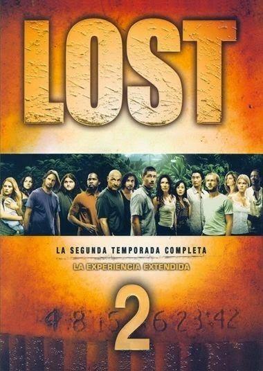 Lost 4 Cuarta Temporada Completa 6 Dvds Original Cerrada - $ 449,00 ...
