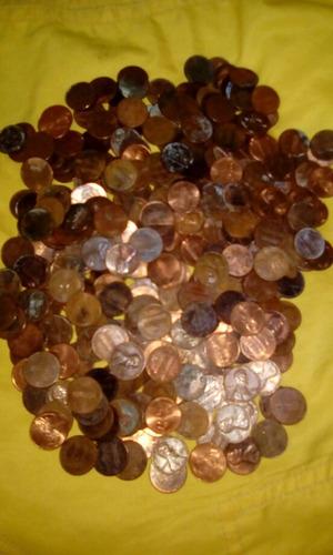 lost de monedas lincoln penny