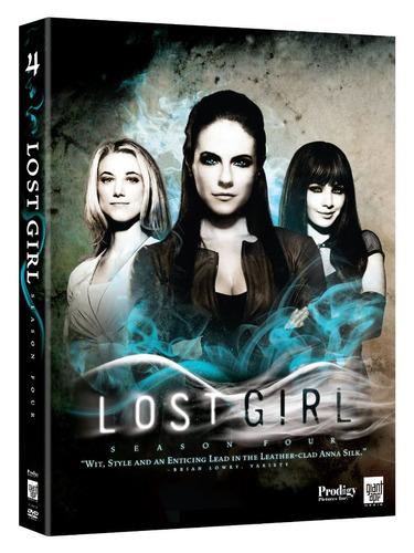 lost girl temporada 4 cuatro serie de tv importada en dvd