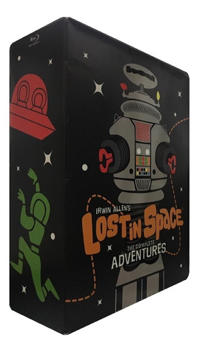 lost in space complete adventures limited edition blu-ray