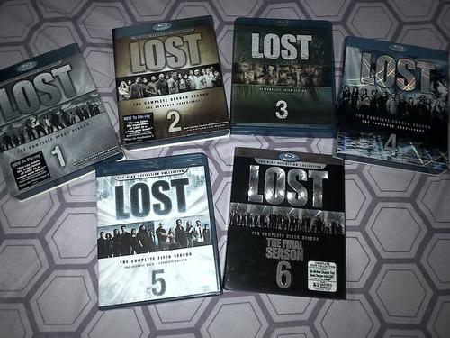 lost la serie original en blu-ray