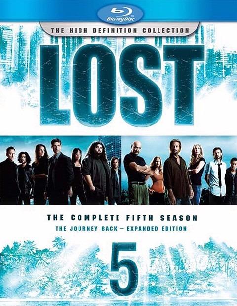 Lost Perdidos Cuarta Temporada Completa Dvds - $ 500,00 en Mercado Libre